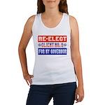 Re-Elect Client No. 9 Women's Tank Top