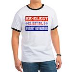 Re-Elect Client No. 9 Ringer T