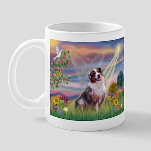 Cloud Angel / Aussie (bm) Mug