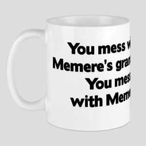 Don't Mess with Memere's Grandkids! Mug