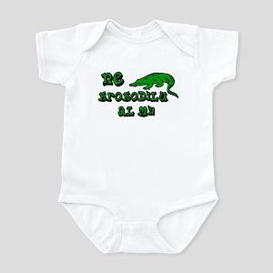Ne Krokodilu Infant Bodysuit