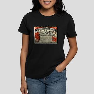 Root Doctor's Hand Women's Dark T-Shirt