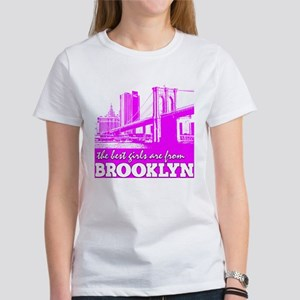 The Best Girls are from Brooklyn Women's T-Shirt