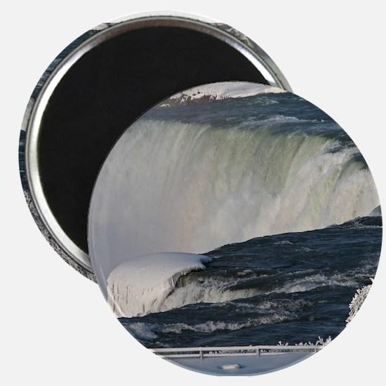 Niagara Falls From Goat Island Magnet