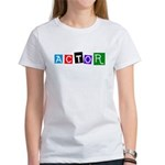 Actor 2 Women's T-Shirt