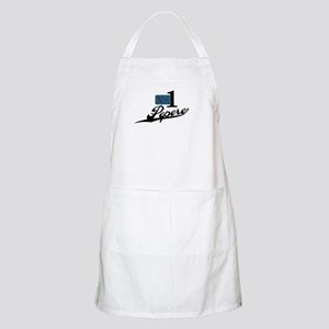 Number One Pepere BBQ Apron