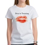 Diva in Training Women's T-Shirt