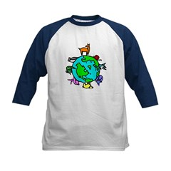 Animal Planet Rescue Kids Baseball Jersey