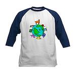 Animal Planet Rescue Kids Baseball Jersey