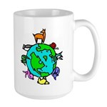 Animal Planet Rescue Large Mug