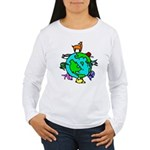 Animal Planet Rescue Women's Long Sleeve T-Shirt