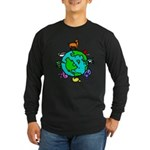 Animal Planet Rescue Long Sleeve Dark T-Shirt