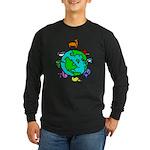 Animal Planet Rescue Long Sleeve Dark T-Shirt