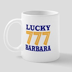 Lucky Barbara Mug