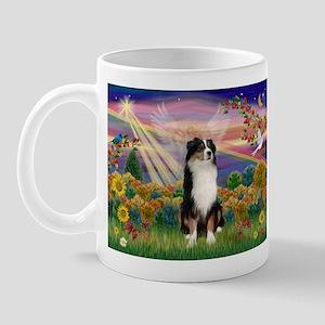 Autumn Angel / Aussie (tri) Mug