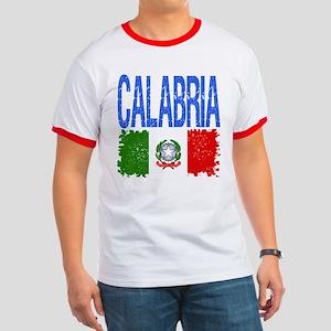 Classic Retro Calabria Ringer T