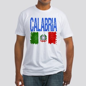 Classic Retro Calabria Fitted T-Shirt