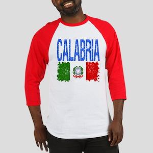 Classic Retro Calabria Baseball Jersey