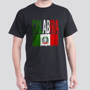 Classic Retro Calabria Dark T-Shirt