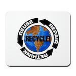 Recycle World Mousepad