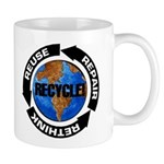Recycle World Mug