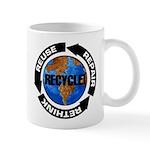 Recycle World Mug