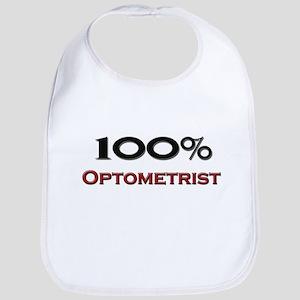 100 Percent Optometrist Bib