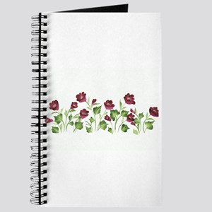Purple Poppies Journal