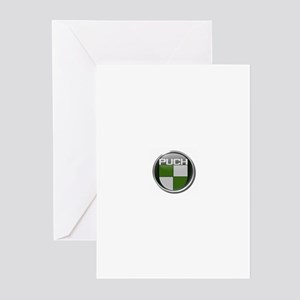 Puch Greeting Cards (Pk of 20)