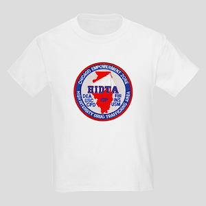 Chicago HIDTA Kids Light T-Shirt