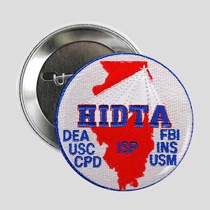 "Chicago HIDTA 2.25"" Button"