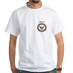 HS-11 White T-Shirt