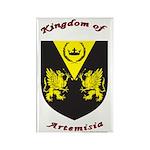 Kingdom of Artemisia Rectangle Magnet (100 pack)