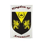 Kingdom of Artemisia Rectangle Magnet (10 pack)