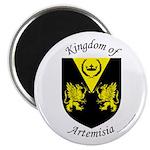 Kingdom of Artemisia Magnet