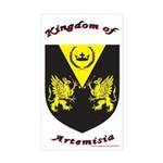 Kingdom of Artemisia Rectangle Sticker