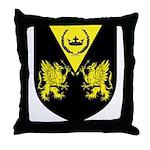 King of Artemisia Throne Pillow