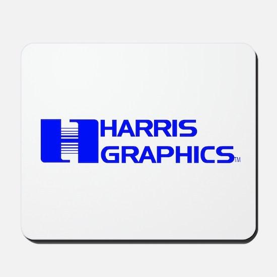 Mousepad-HARRIS GRAPHICS