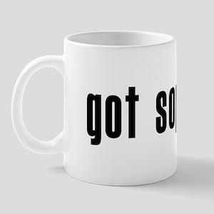 got soprano? Mug