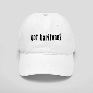 got baritone? Cap