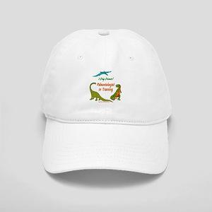 Train Paleontologist Cap