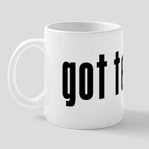 got tenor? Mug