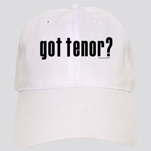 got tenor? Cap