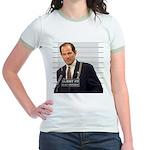 Client Number 9 Jr. Ringer T-Shirt