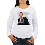 Client Number 9 Women's Long Sleeve T-Shirt