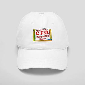 CFO! (Red) Cap