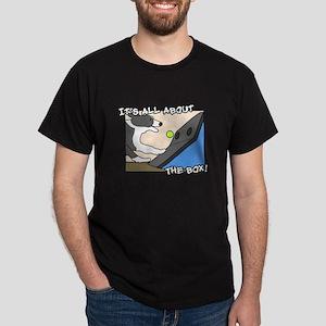 Box Work Border Collie Dark T-Shirt