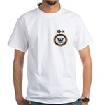HS-14 White T-Shirt