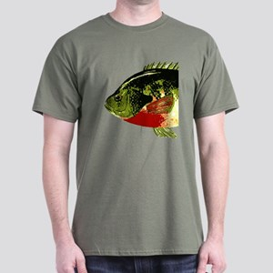 Fish head Dark T-Shirt