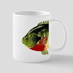 Fish head Mug